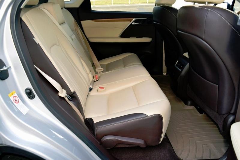 Lexus RX 350 2016 price $27,990