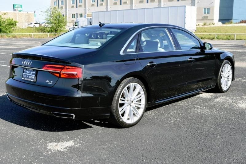 Audi A8 L 2017 price $48,550