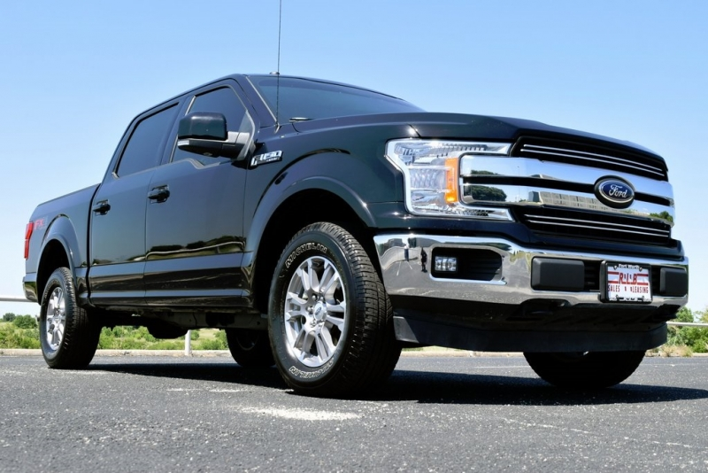 Ford F-150 2018 price $40,490