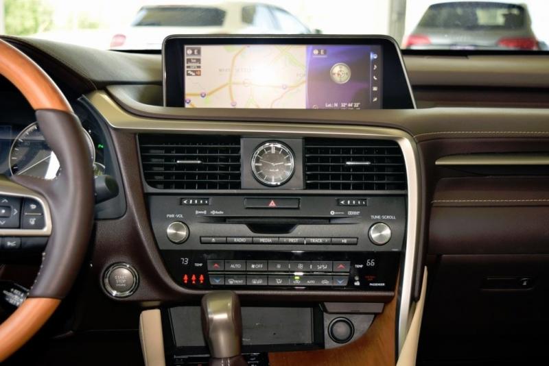Lexus RX 2017 price $36,988