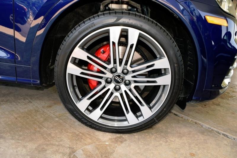 Audi SQ5 2018 price $46,990