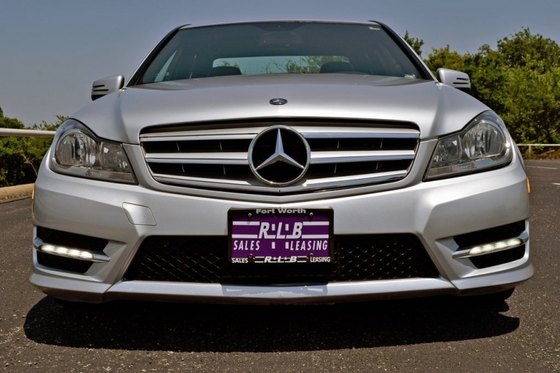 Mercedes-Benz C-Class 2012 price $13,990