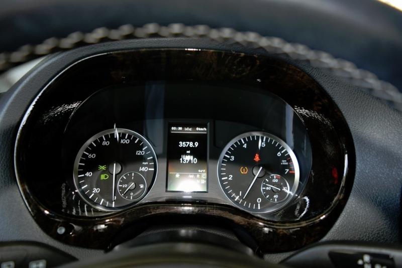 Mercedes-Benz Metris Passenger Van 2017 price $44,950
