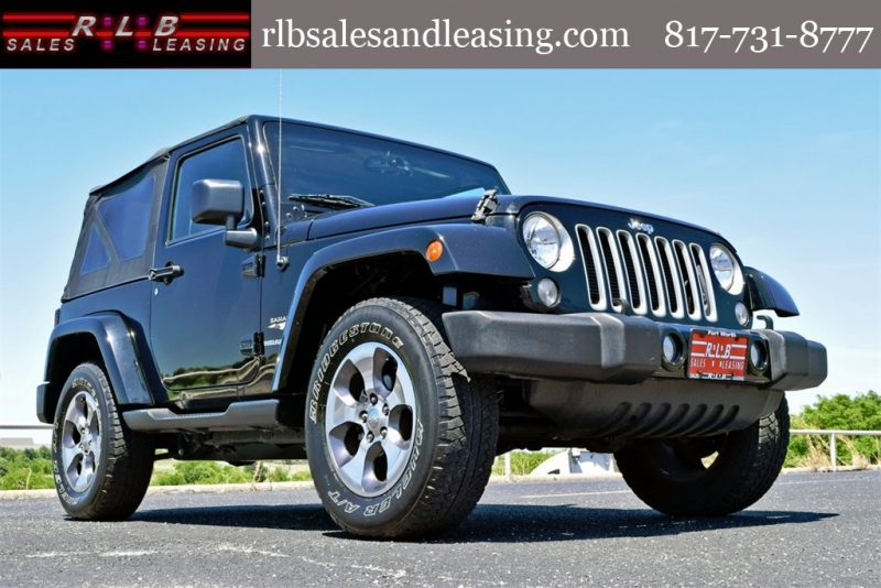Jeep Wrangler 2016 price $28,990