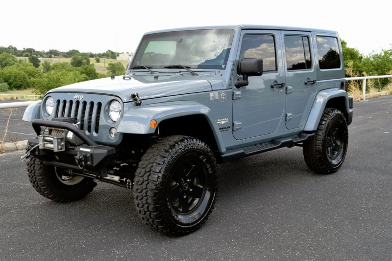 Jeep Wrangler Unlimited 2014 price $29,990
