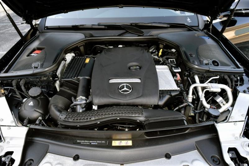 Mercedes-Benz E-Class 2018 price $46,990