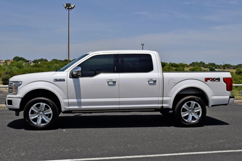 Ford F-150 2018 price $48,970