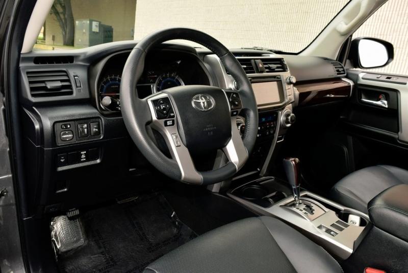 Toyota 4Runner 2015 price $31,395