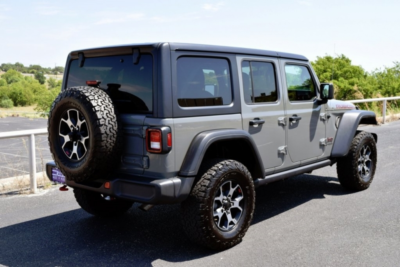 Jeep Wrangler Unlimited 2019 price $47,990