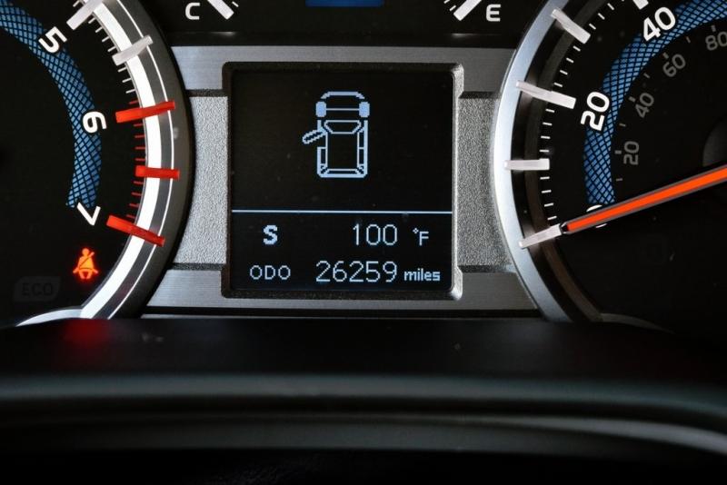 Toyota 4Runner 2018 price $46,190