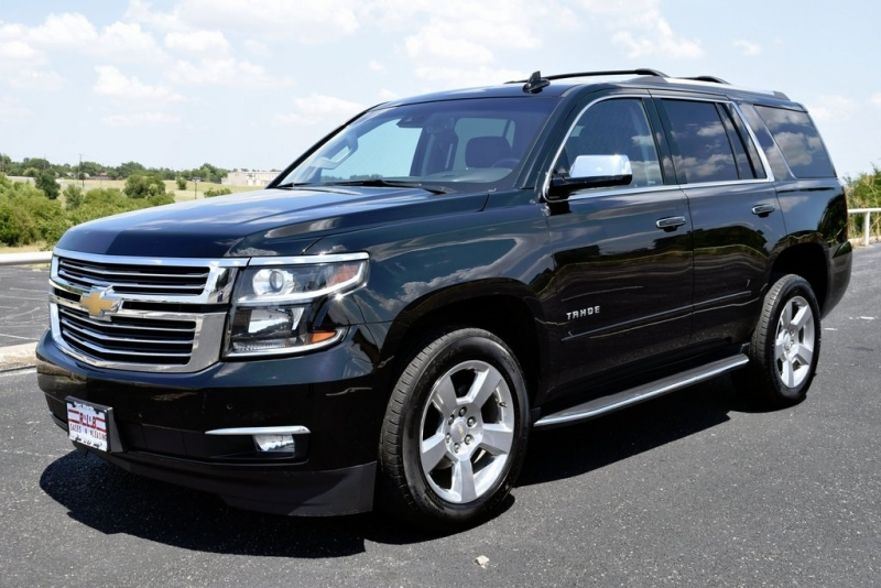 Chevrolet Tahoe 2018 price $42,990