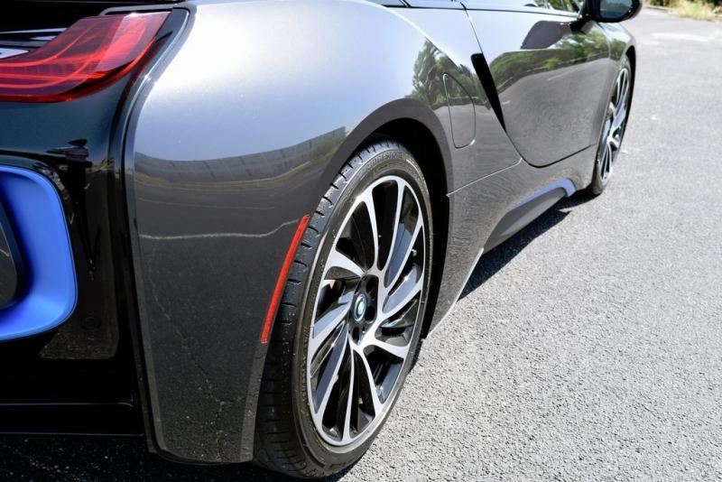 BMW i8 2016 price $69,990