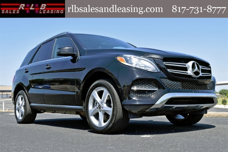 Mercedes-Benz GLE 2018 price $39,990