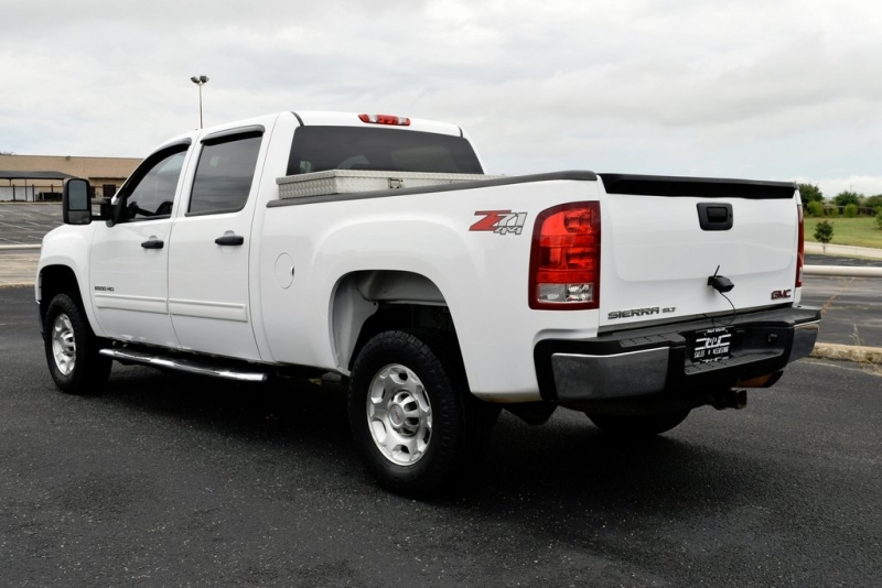 GMC Sierra 2500HD 2010 price $24,249