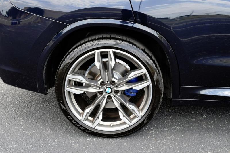 BMW X3 2018 price $46,490