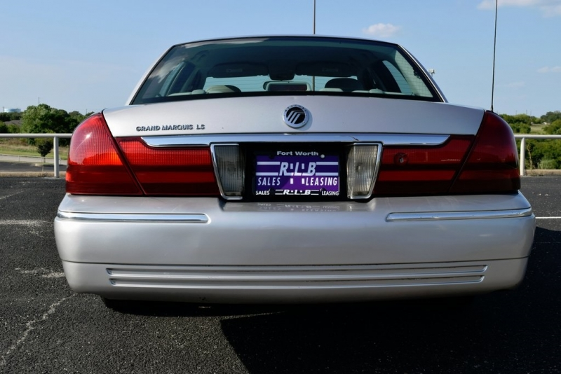 Mercury Grand Marquis 2005 price $8,990