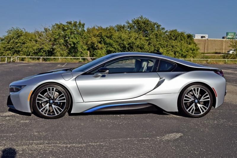 BMW i8 2015 price $68,990