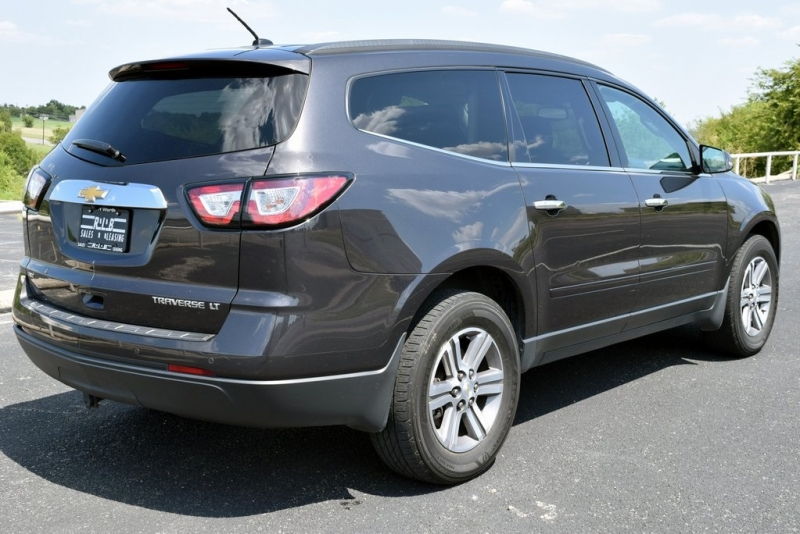 Chevrolet Traverse 2015 price $20,990