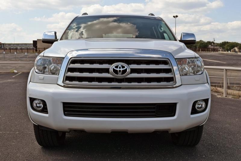 Toyota Sequoia 2016 price $43,990