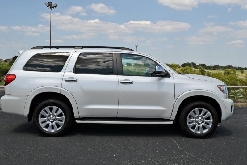 Toyota Sequoia 2016 price $40,446