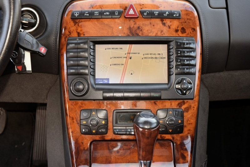 Mercedes-Benz CL-Class 2006 price $11,990