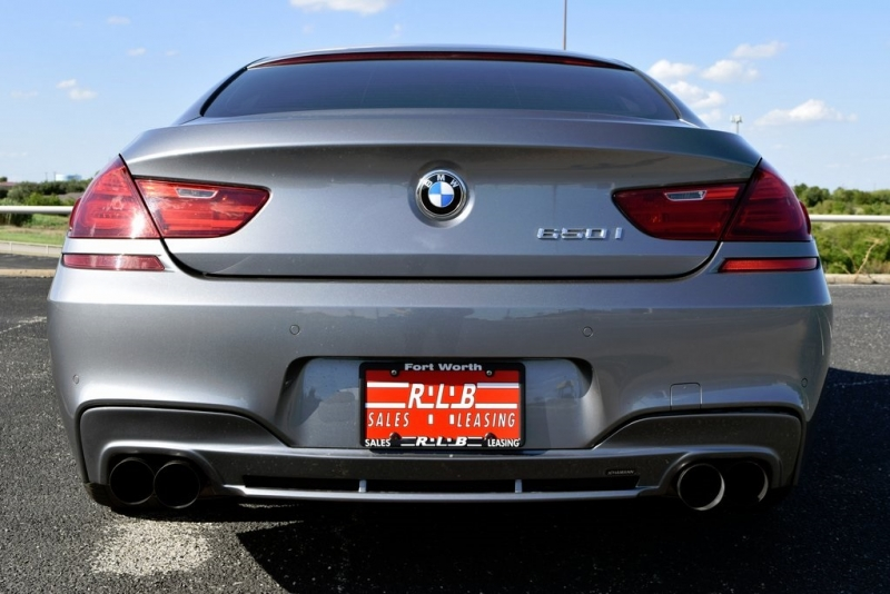 BMW 6 Series 2014 price $31,965