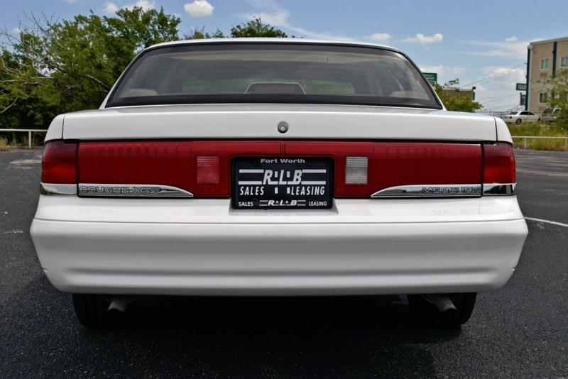 Mercury Cougar 1994 price $5,990