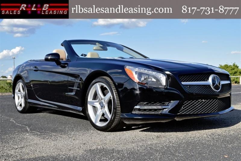Mercedes-Benz SL 2016 price $52,990