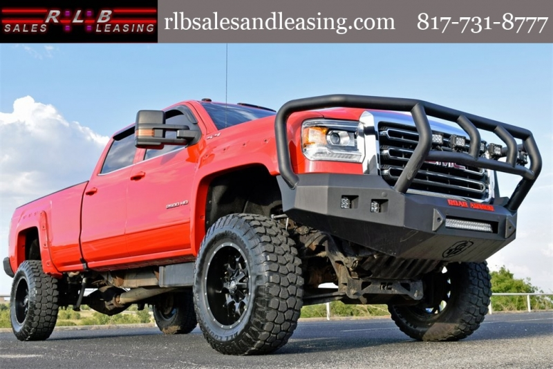 GMC Sierra 2500HD 2016 price $47,990