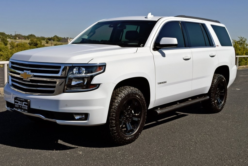 Chevrolet Tahoe 2017 price
