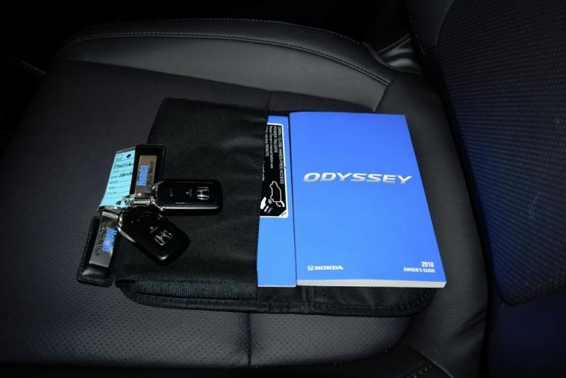 Honda Odyssey 2018 price $39,990