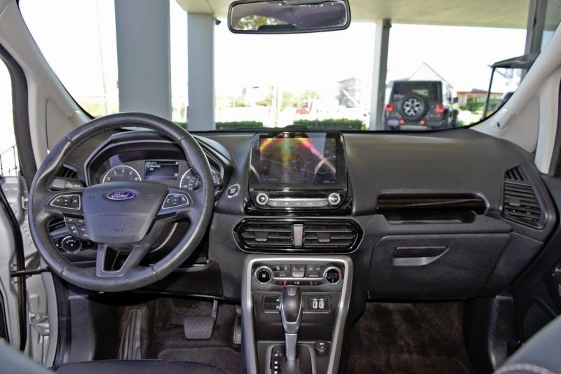 Ford EcoSport 2019 price $15,750