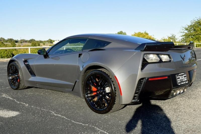 Chevrolet Corvette 2016 price $55,222