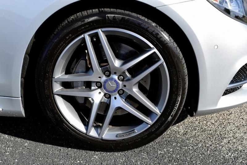 Mercedes-Benz S-Class 2017 price $52,500