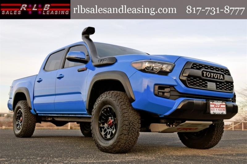 Toyota Tacoma 2019 price $39,995