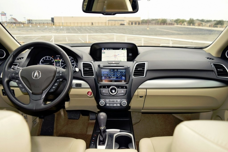 Acura RDX 2017 price $27,500