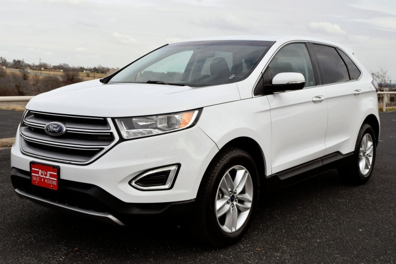 Ford Edge 2017 price $21,444