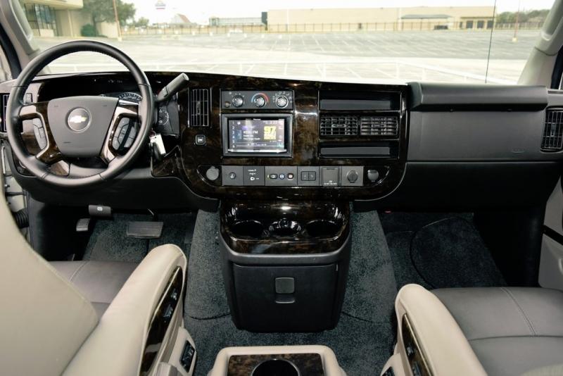 Chevrolet Express 2500 2019 price $54,900