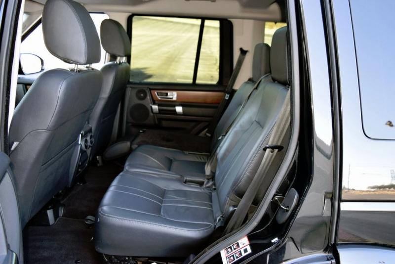 Land Rover LR4 2016 price $31,000