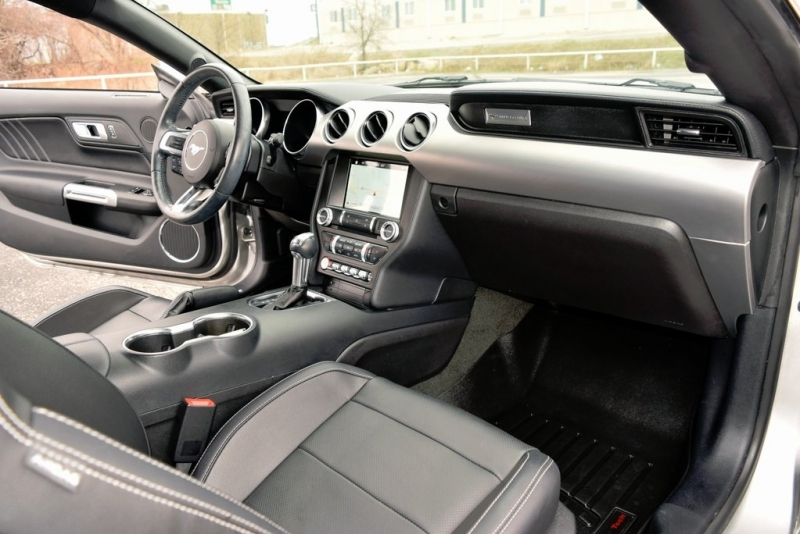 Ford Mustang 2018 price $28,500