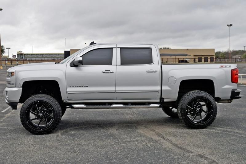 Chevrolet Silverado 1500 2016 price $32,990