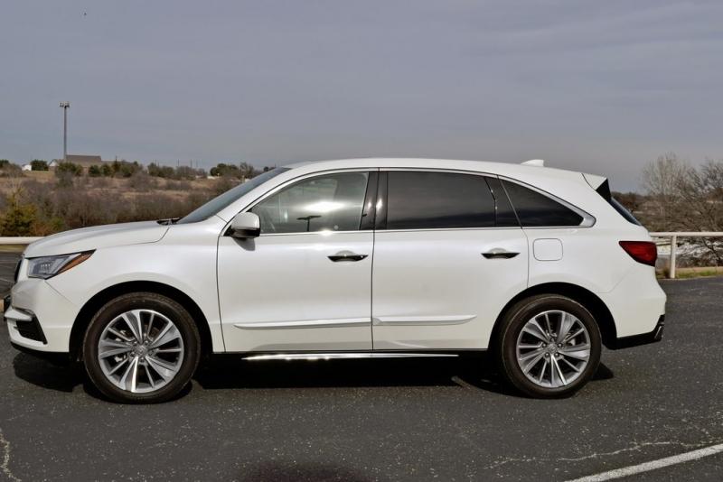 Acura MDX 2017 price $28,500