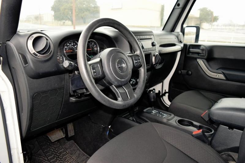 Jeep Wrangler 2015 price $21,900