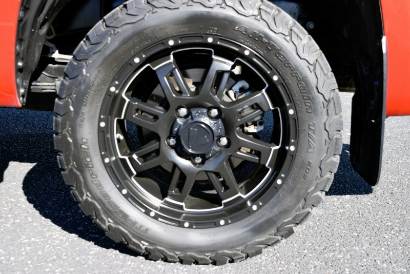 Toyota Tundra 2017 price $29,500