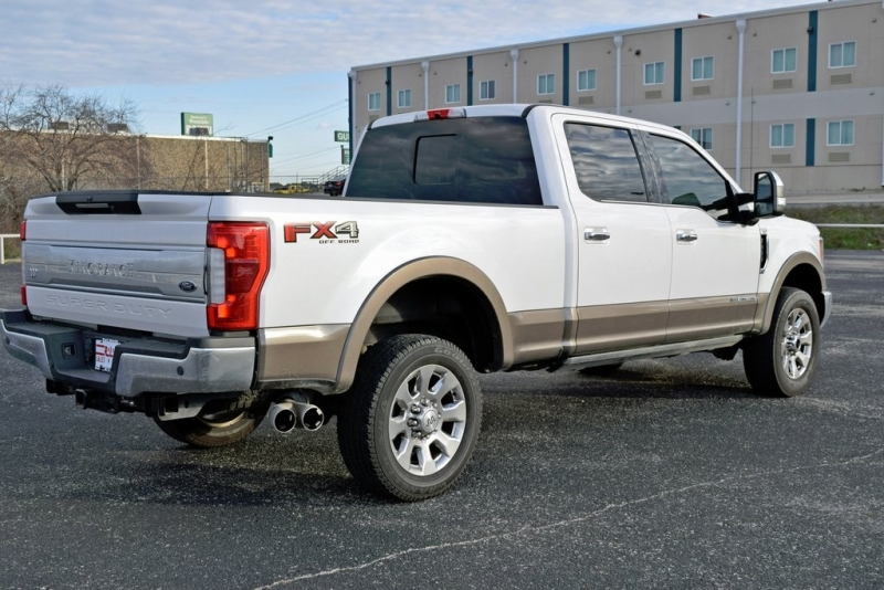 Ford F-250SD 2019 price $63,790