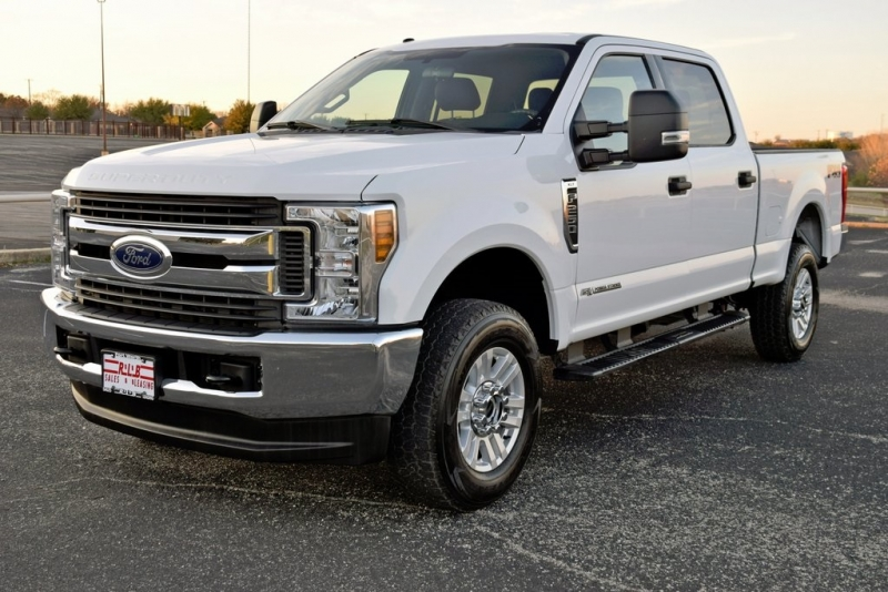 Ford F-250SD 2019 price $42,750