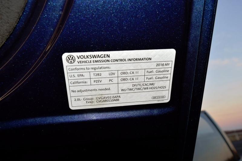 Volkswagen Golf GTI 2016 price $15,400
