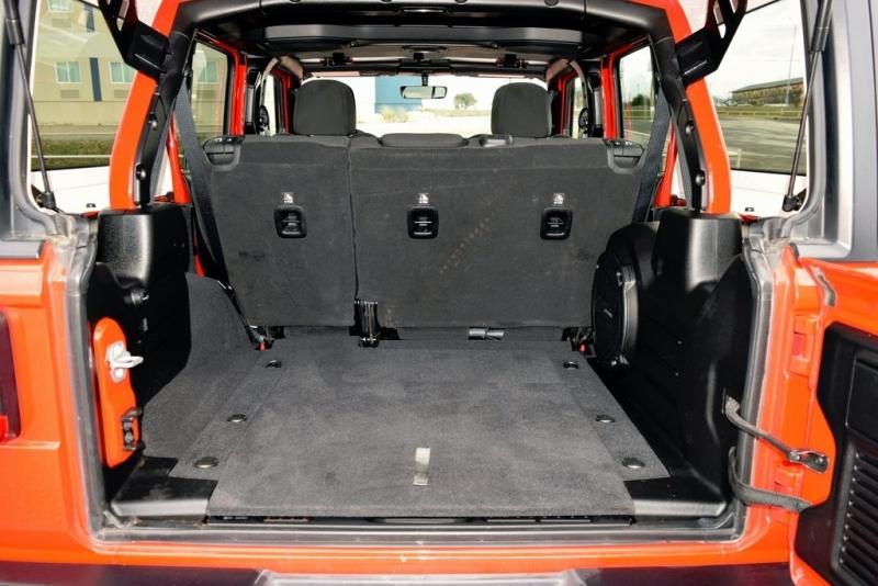 Jeep Wrangler 2018 price $43,950