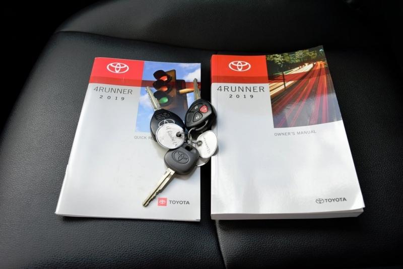 Toyota 4Runner 2019 price $36,700