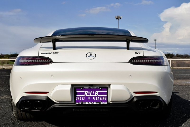 Mercedes-Benz AMG GT 2020 price $102,990